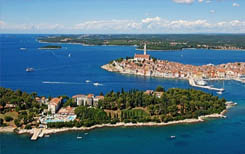 Destinations charter en Croatie.