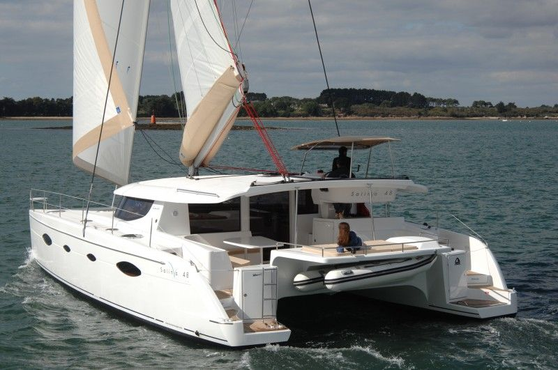 Fountaine Pajot Salina 48 For Sale Fountaine Pajot Salina 48