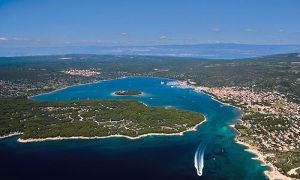 Island of Krk Croatia