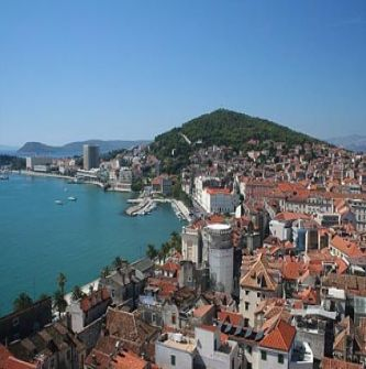 Split Croatia.